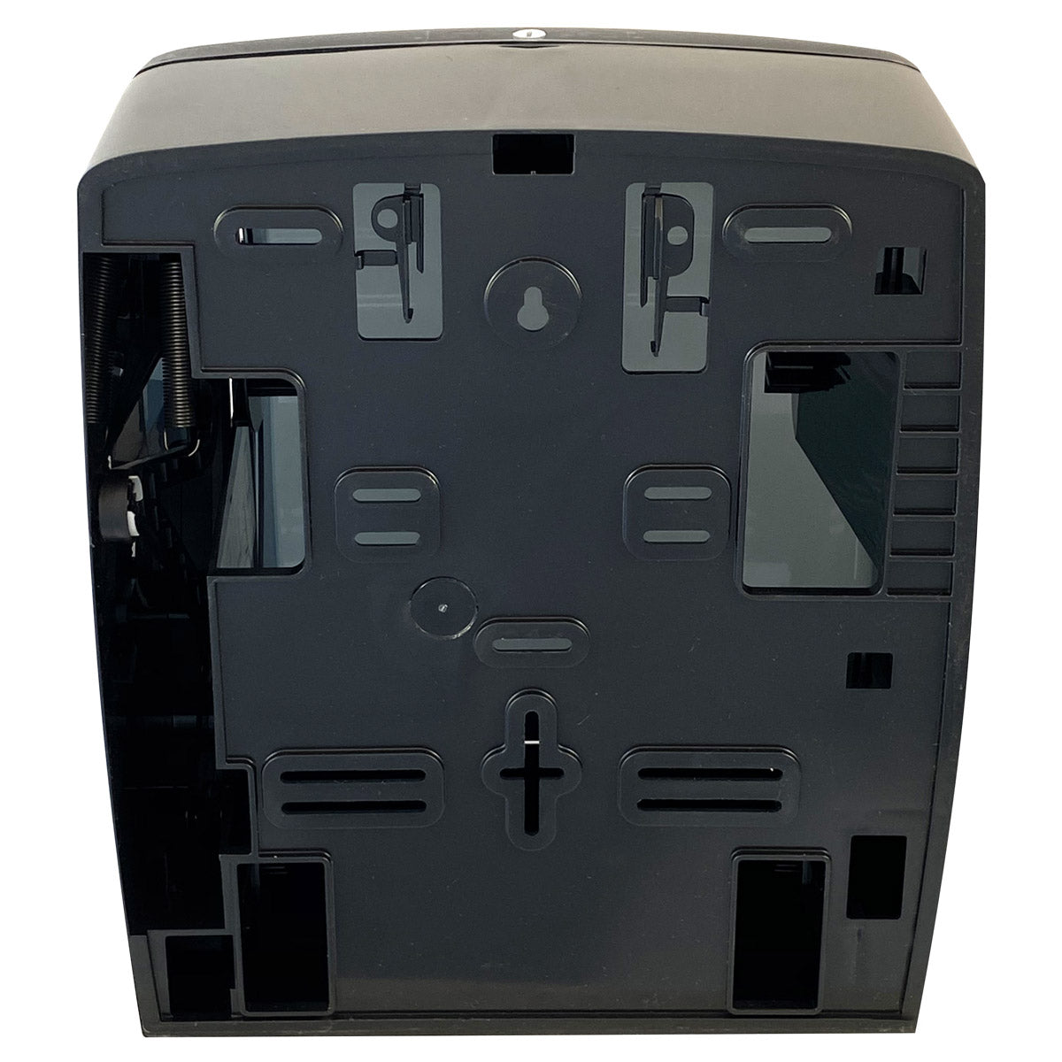 VISTA Lever Roll Towel Dispenser, Black Translucent - PT2003
