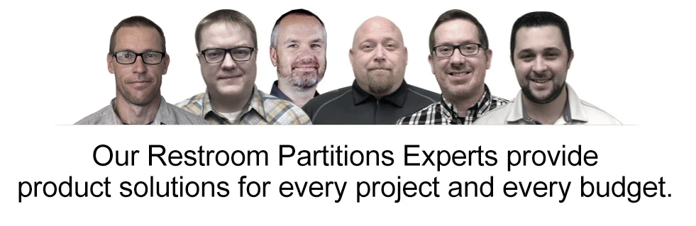 Restroom Partitions experts
