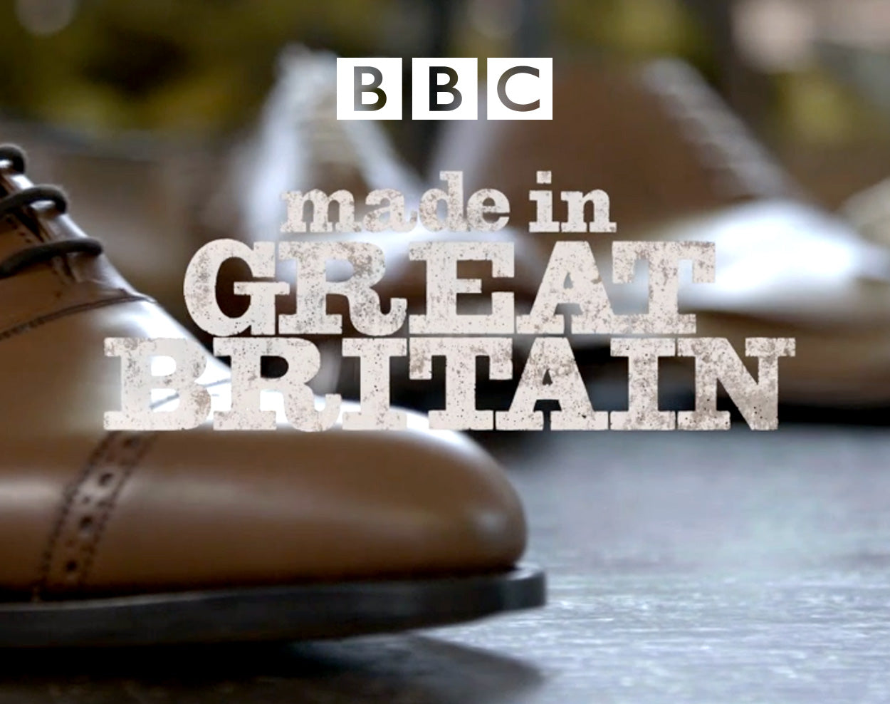 BBC Series Shines A Light On The Northampton Shoe Industry