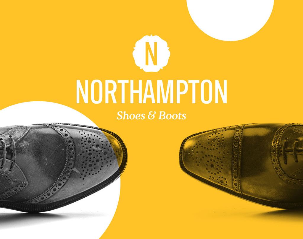 Brand new Northampton Shoes and Boots