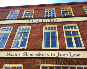 A visit to the John Lobb shoe factory shop