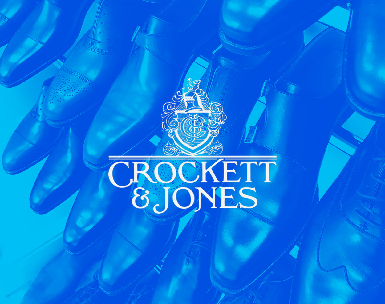 Crockett and Jones factory shop visit