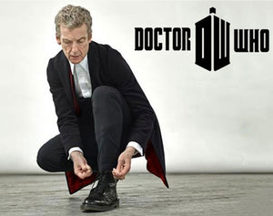 Dr Who loves Northampton Shoes