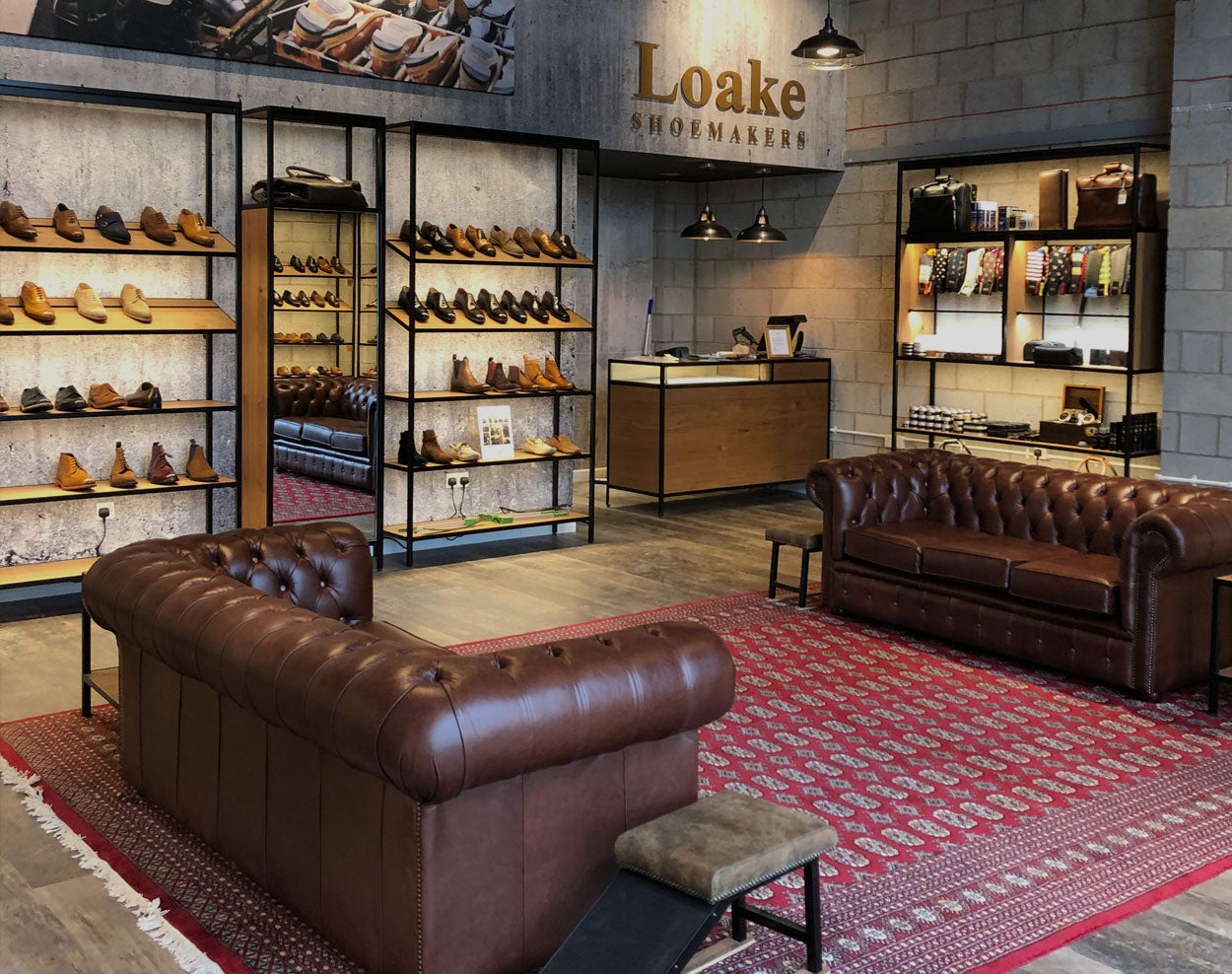 New Loake Factory Shop - Up To 50% Off RRP