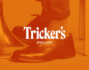 Tricker's sample sale - up to 75% off retail price