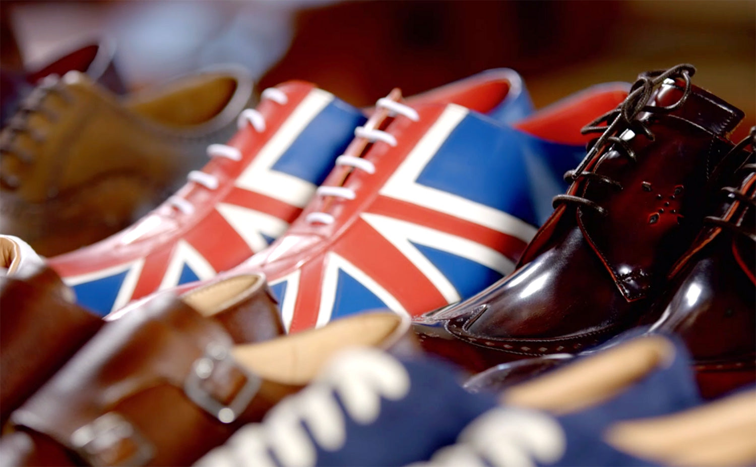Northampton Shoes Made in Britain