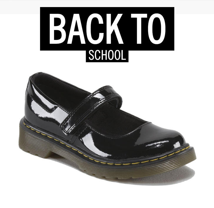 Dr Martens back to school