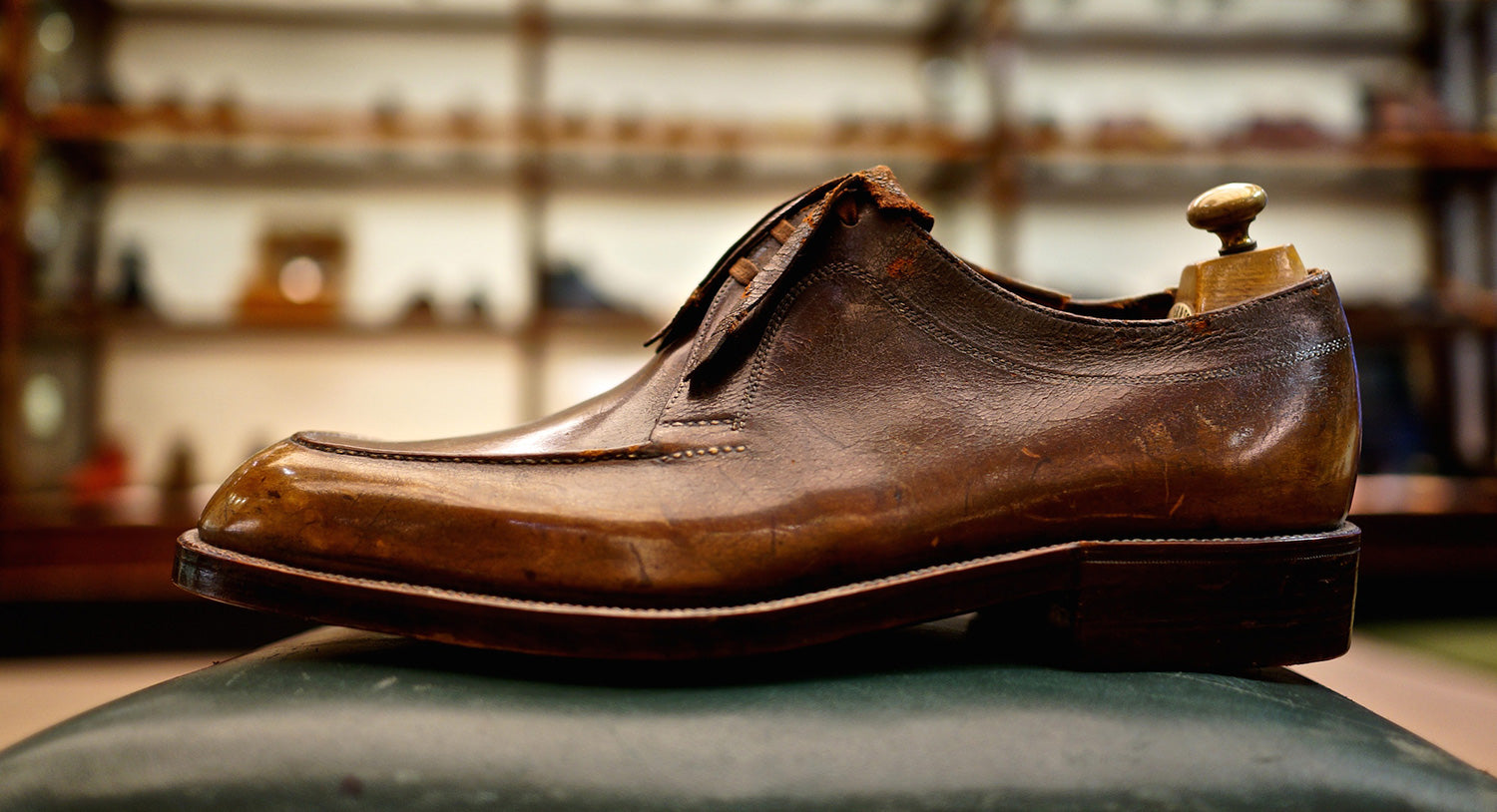 Foster & Son bespoke shoes
