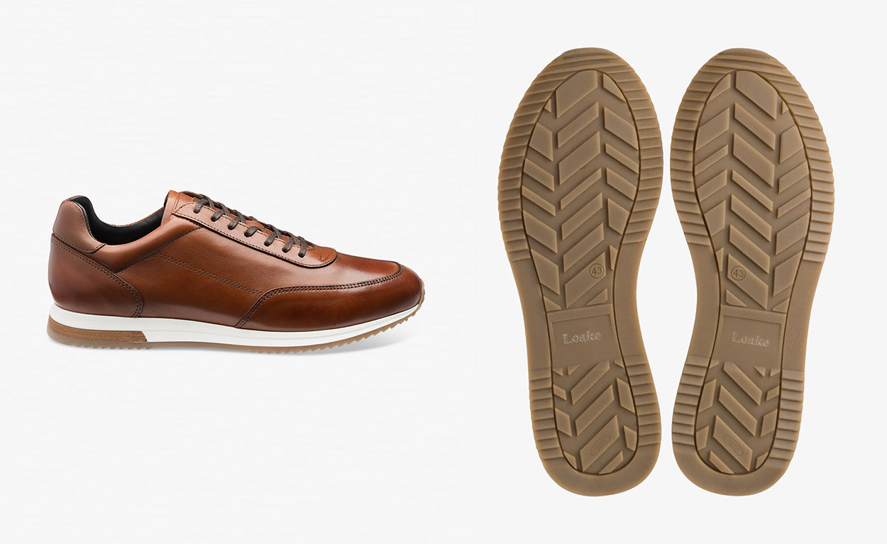 Loake Bannister Sneaker Discount