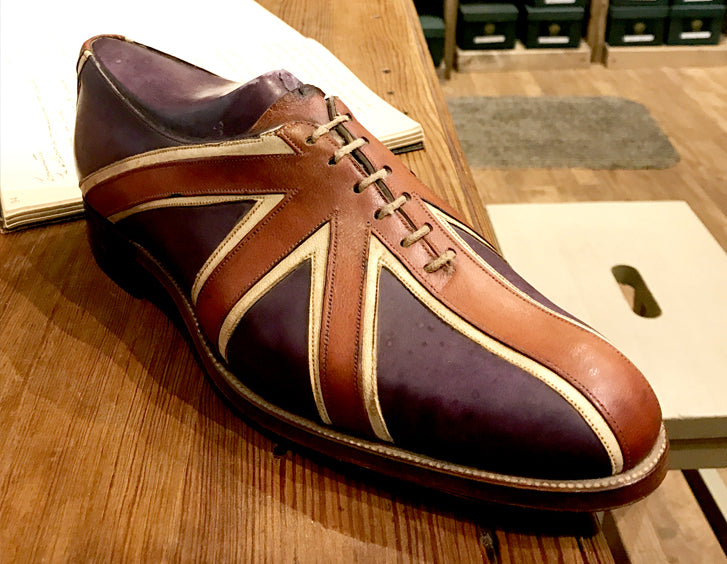 NPS Shoes British made