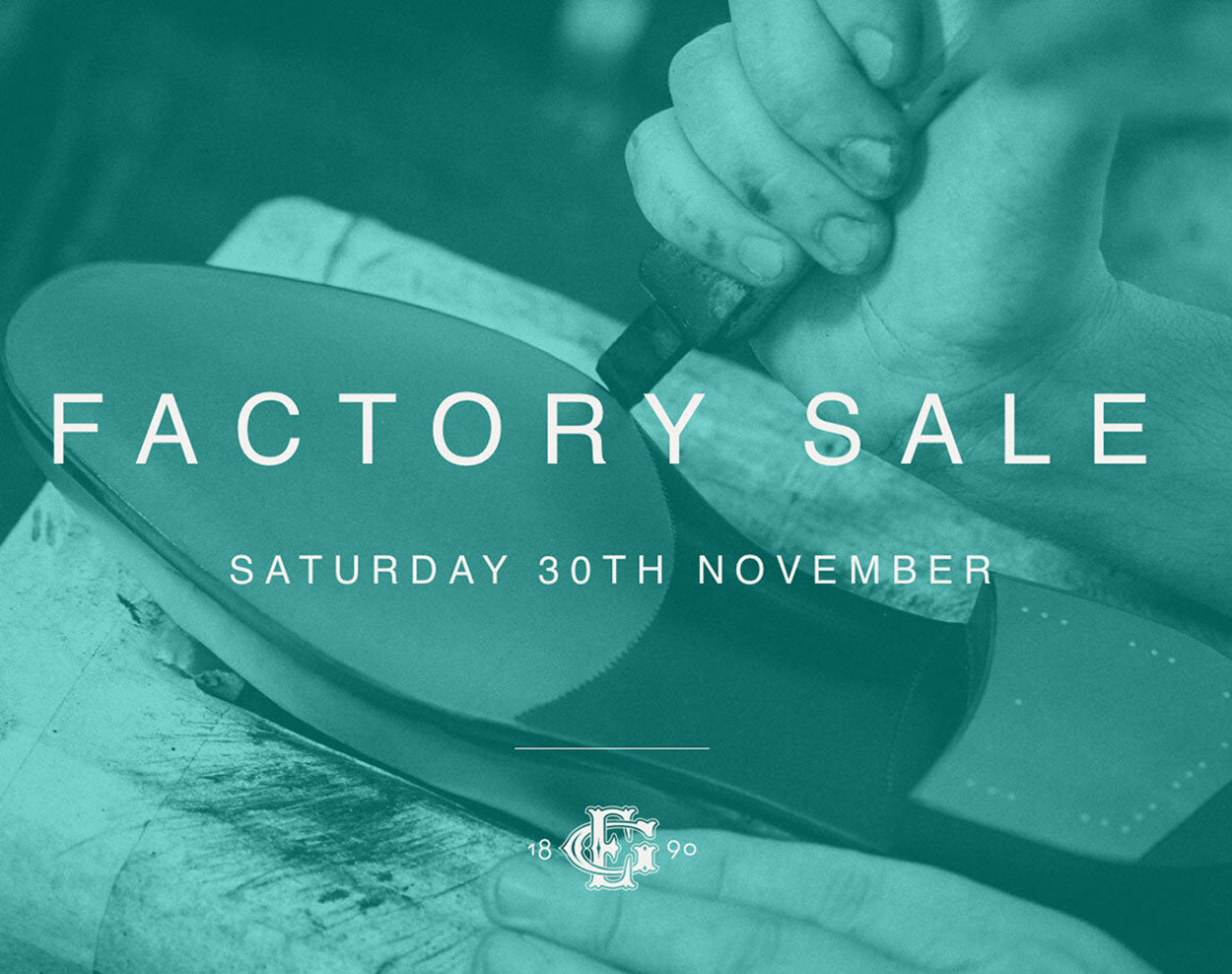 Edward Green Factory Shop Sale