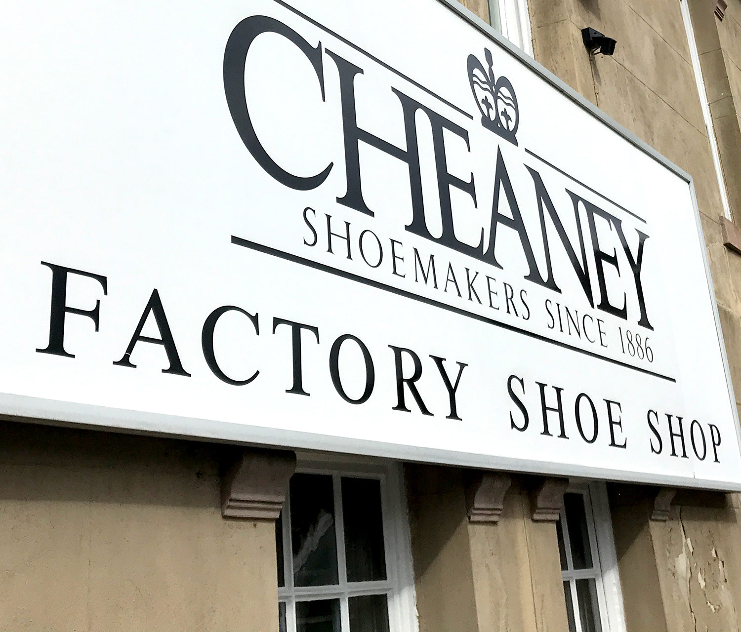 Cheaney factory shop