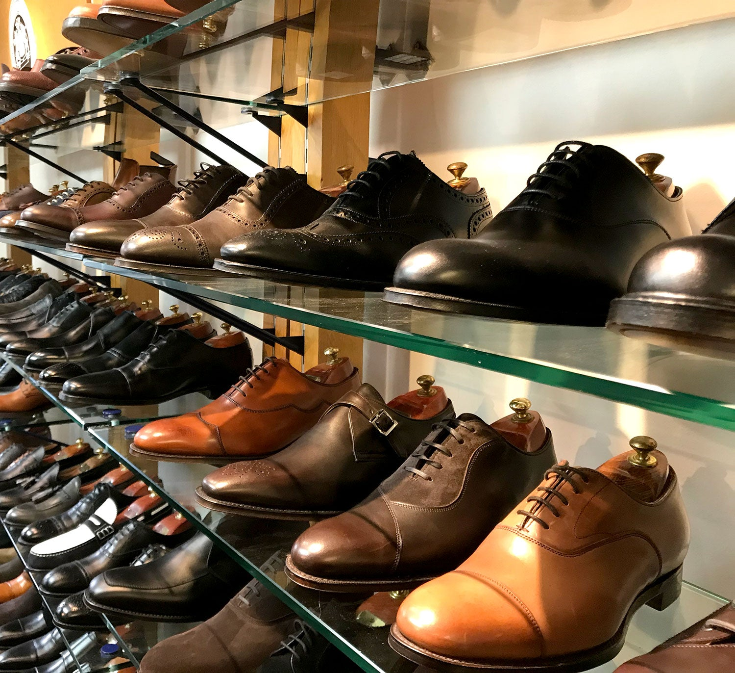 Cheaney factory shop 2