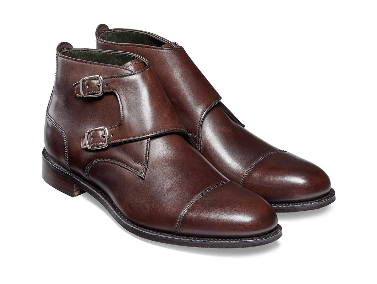 Cheaney monkstrap boot