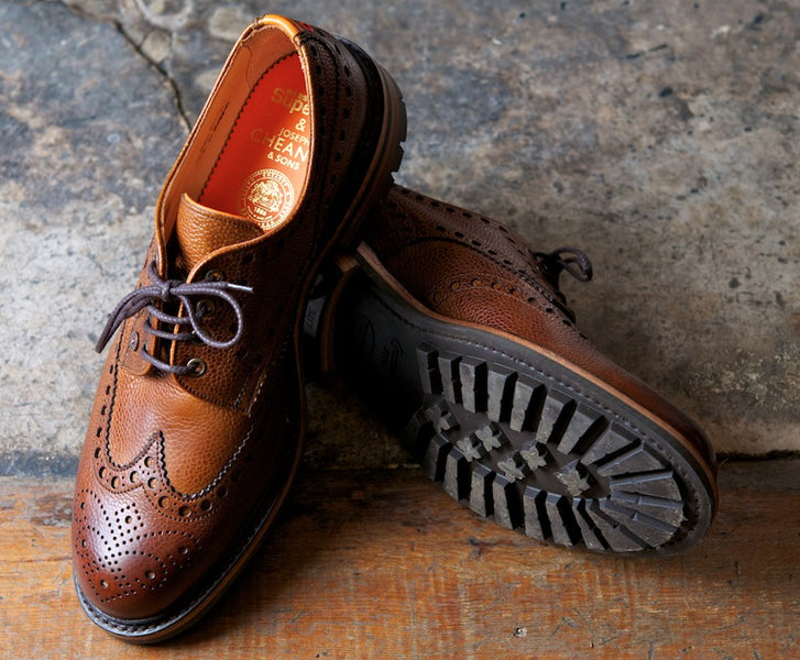 Cheaney brogue