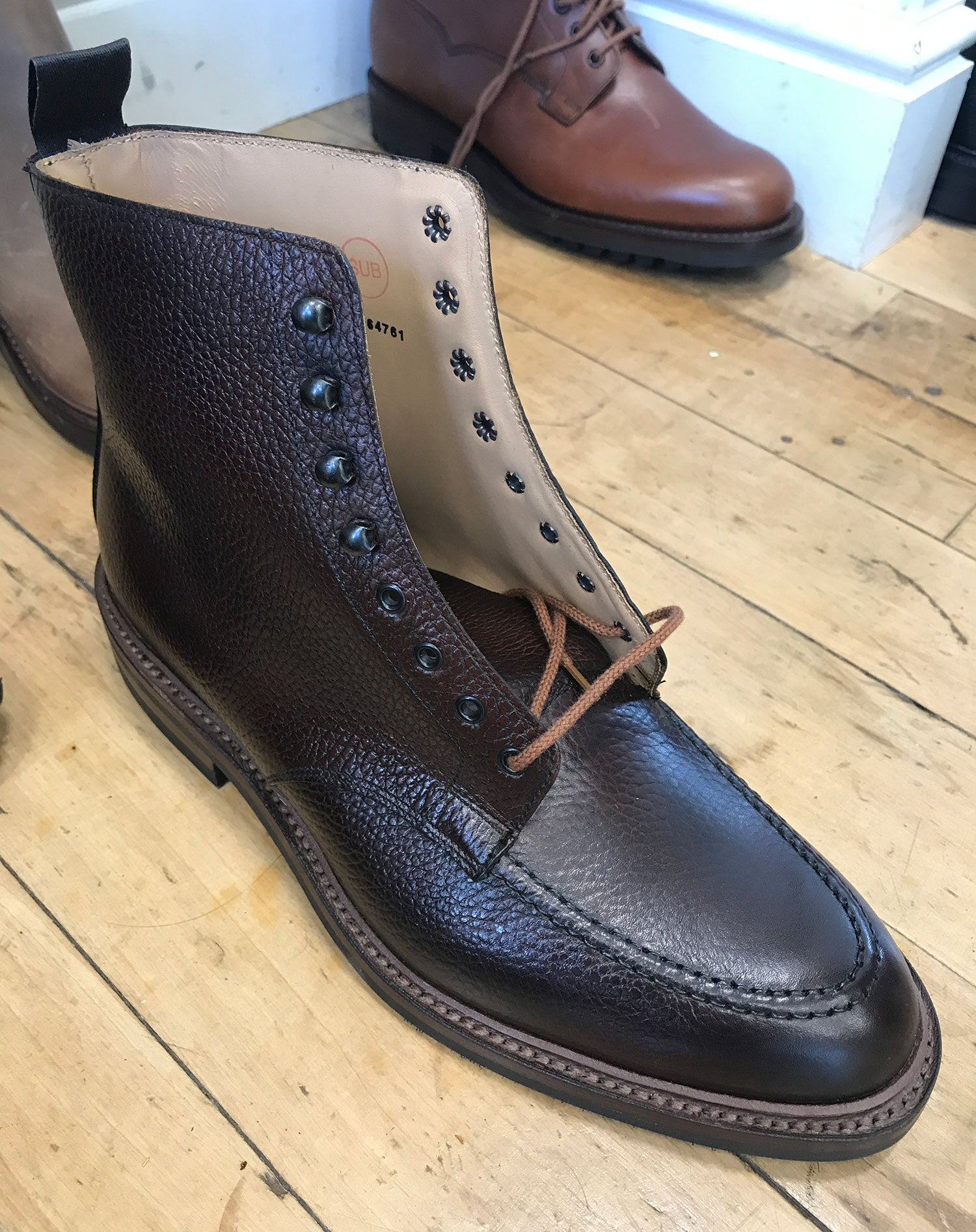Crockett & Jones galway boots