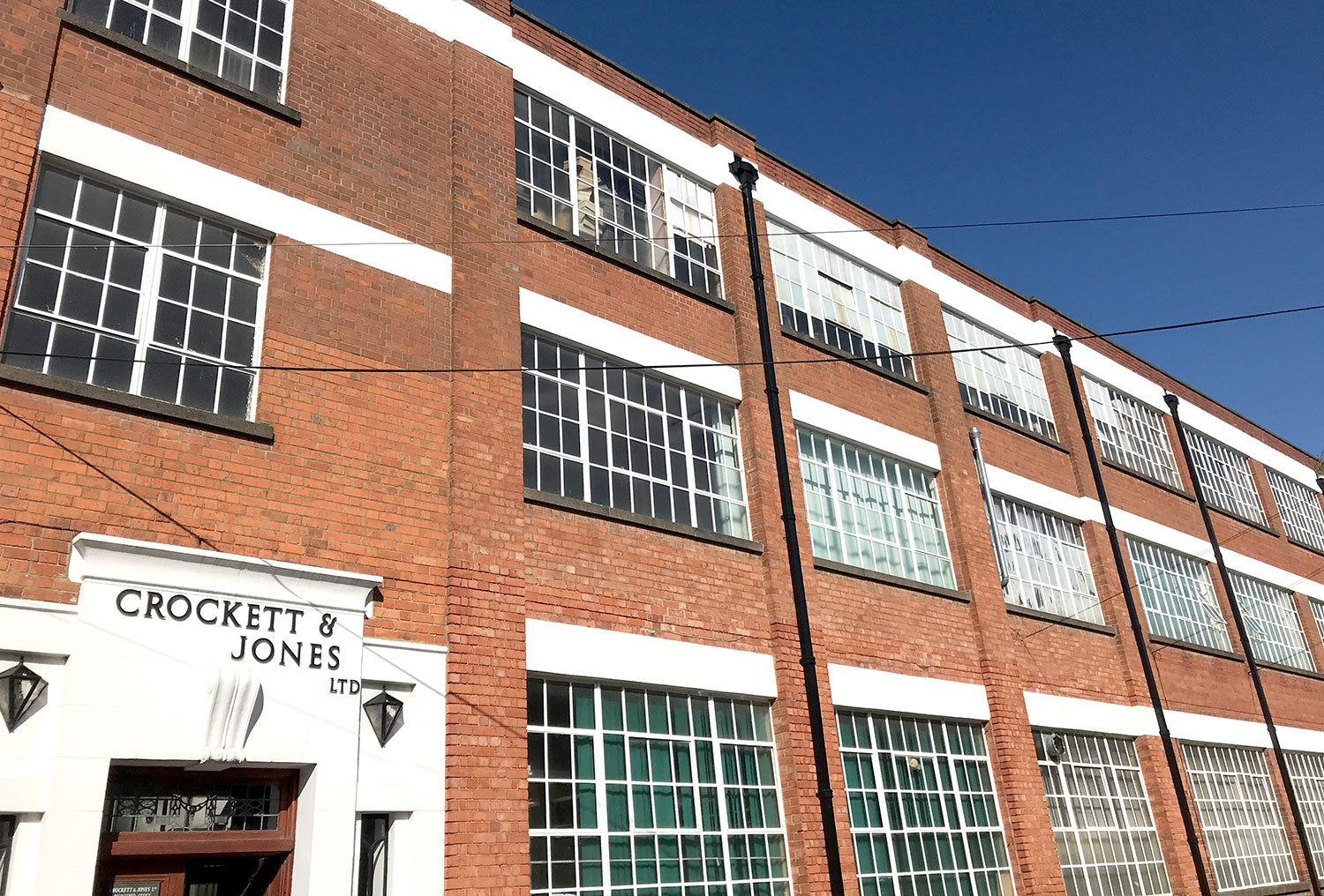 Crockett & Jones factory shop