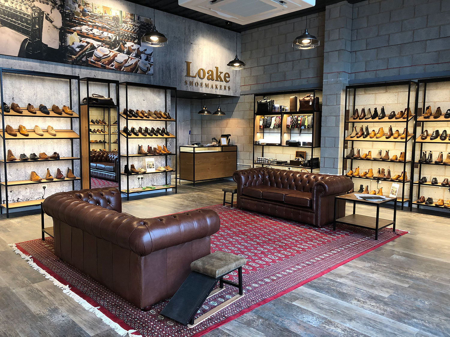 Loake factory shop