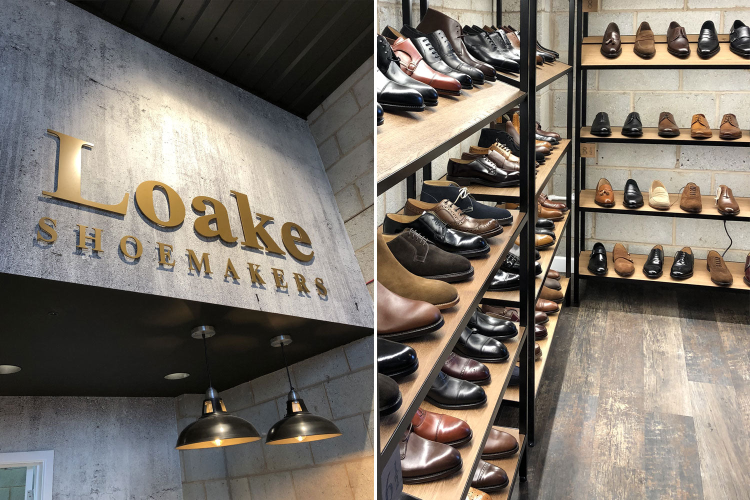 Loake factory shop 2
