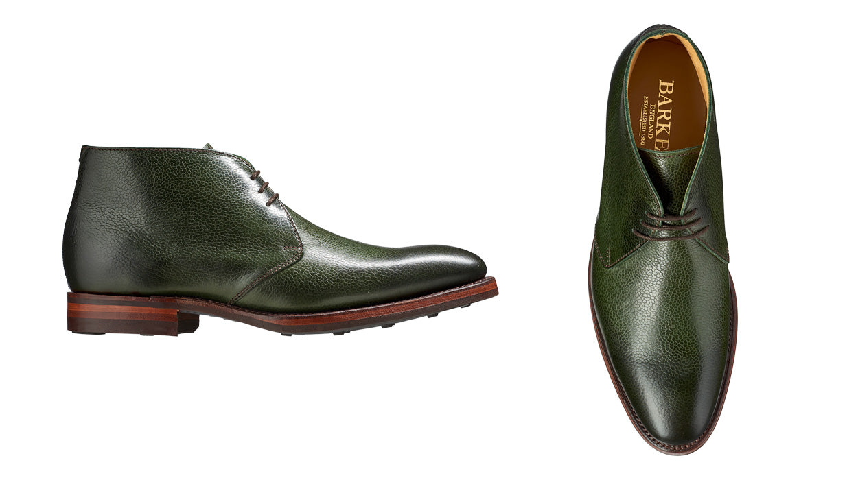 Barker Shoes - Made in England