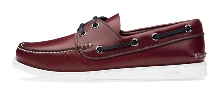Church's mod boating shoes