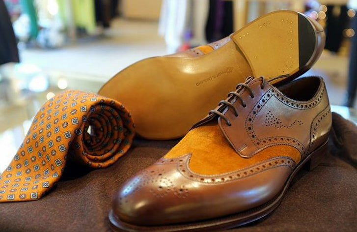 Shoemaking heritage - brogue