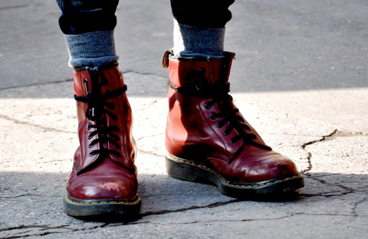 Shoemaking heritage - Dr Martens