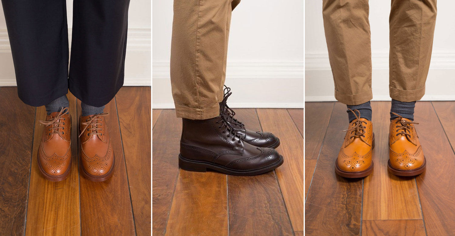 Tricker's sample sale - up to 75% off