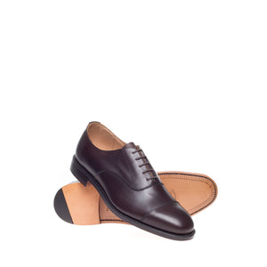 NPS Law Capped Oxford - Walnut Brown