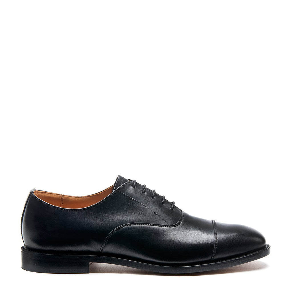 NPS Law Capped Oxford - Black