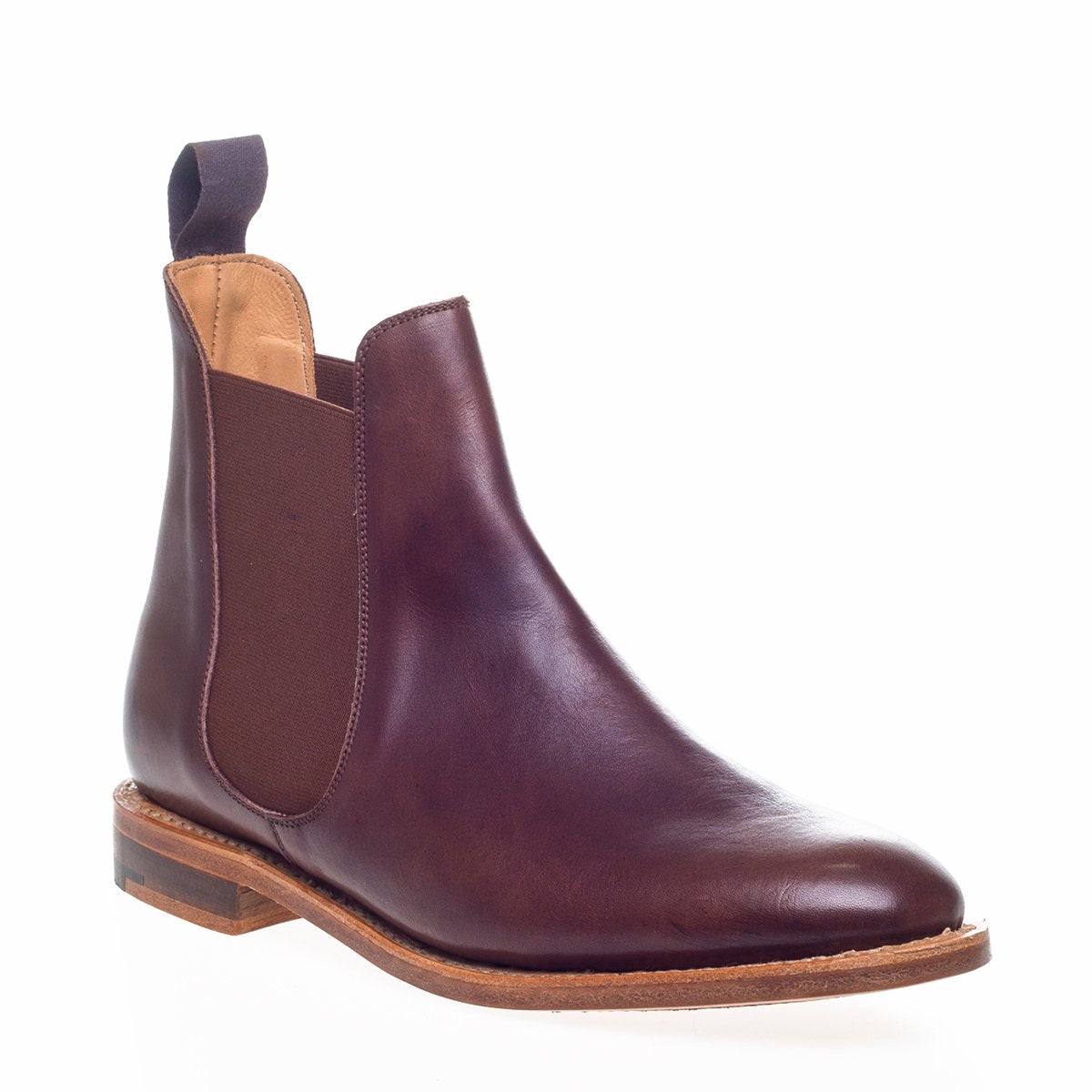 NPS Victoria Chelsea Boot - Walnut Calf