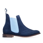 NPS Victoria Chelsea Boot - Midnight Blue