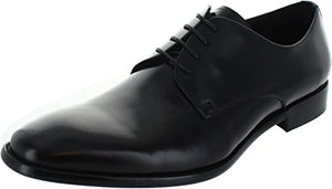 John White Moore Lace Ups - Black
