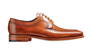 Barker Antony Brogue Derby - Antique Rosewood