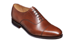 Barker Malvern Oxford - Dark Walnut Calf