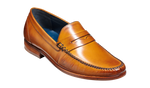 Barker William Moccasin - Cedar Calf