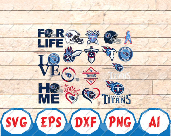 Tennessee Titans SVG