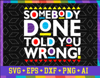 Somebody Done Told You Wrong - Martin TV Show