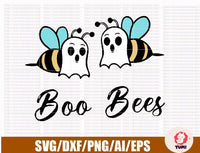 boo bee halloween svg SVG Cut File, PNG, EPS, DxF, Custom File Format