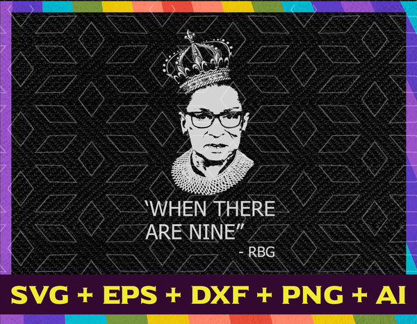 RBG Vintage Notorious RBG shirt,tank top, hoodie, Ruth Bader Ginsburg - Feminism - Protest - Girl Power - when there are nine - Equality
