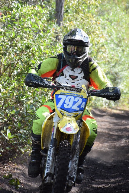 2015 Florida Trail Riders Hare Scramble Round #3 - Palatka, Florida