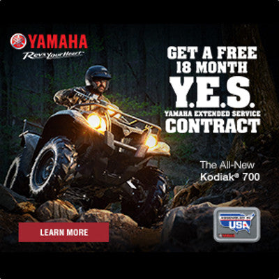 Say YES to Yamaha's Y.E.S. Offer!