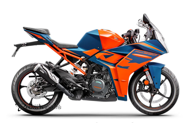 View Our KTM Supersport Motorcycles