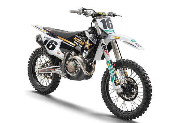 View Our Motocross/Cross Country Bikes