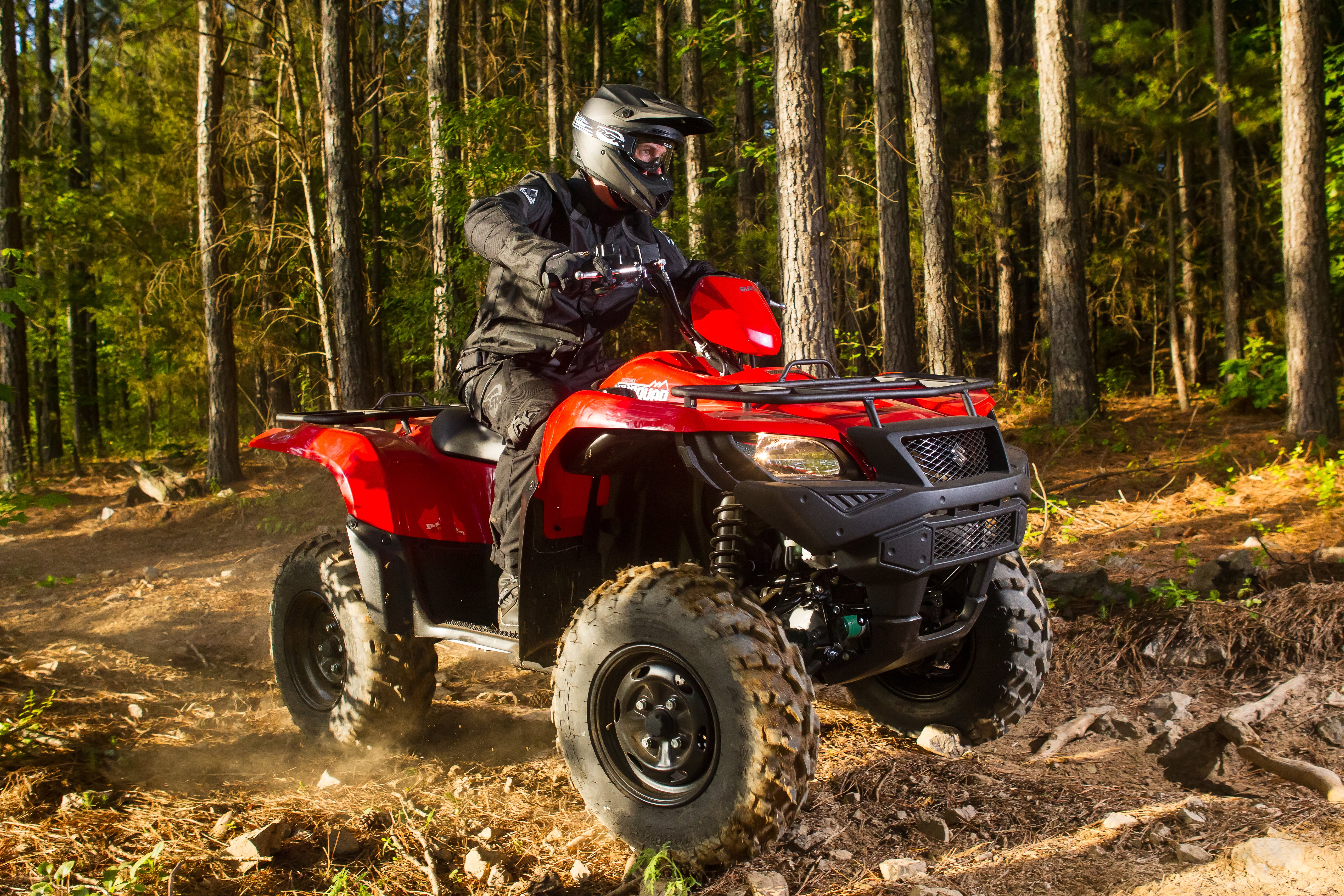 2017 Suzuki King Quad ATV