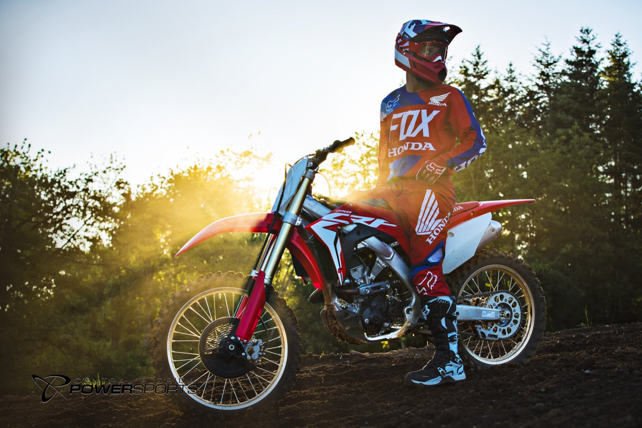 2018 Honda CRF250R - Orlando - Central Florida PowerSports - Kissimmee Motorcycle Dealership