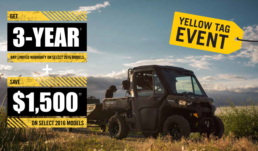 Get a Great Deal on Can-Am Side-by-Sides - Central Florida PowerSports