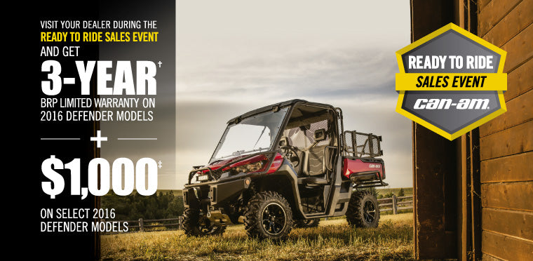 Kissimmee/Orlando Can-Am Dealer - ATVs, UTVs, SxS Side-By-Sides