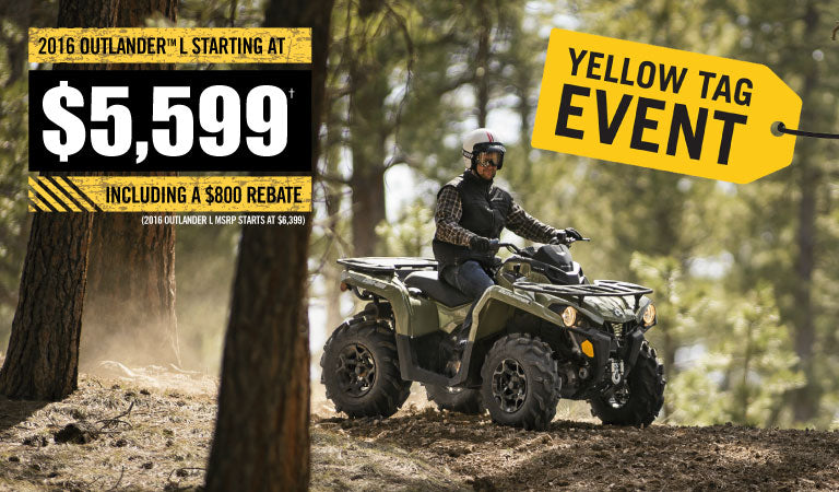 Can-Am ATV Special - Central Florida PowerSports