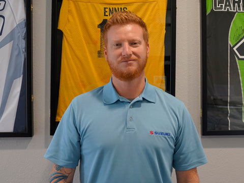 Chris Bronson - Service Manager